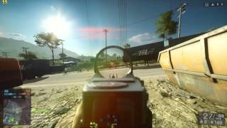 BATTLEFIELD 4 MULTIPLAYER PC ULTRA SETTINGS ALIENWARE 18 4930MX GTX 880M SLI 1080P