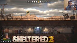 SHELTERED 2 (PC) - Nuestro refugio post-apocalíptico || GAMEPLAY en Español