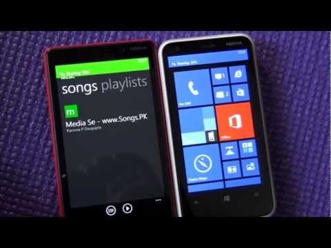 Windows Phone : How to Transfer Music / Video Over Bluetooth & NFC