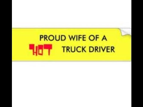 signs of a cheating truck driver