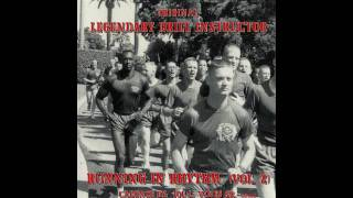 Running In Rhythm Volume 2 Original Legendary Drill Instructor