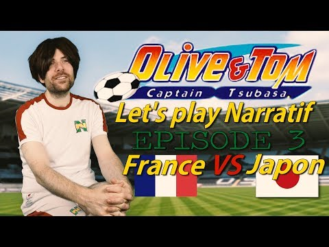 (LP Narratif) Olive et Tom - Episode 3 - France VS Japon