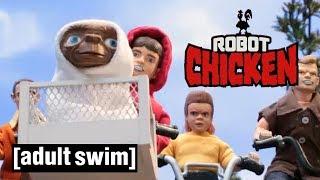 Robot Chicken | Spielberg: Remade | Adult Swim UK 🇬🇧