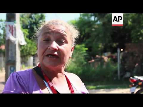 Thousands affected by floods in Paraguay