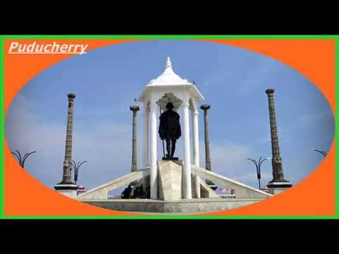 Puducherry Indian union territory .....Best Tourist Place to visit