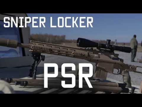 Special Forces Sniper reviews Ultimate sniper rifle | PSR | Sniper Locker | Tactical Rifleman