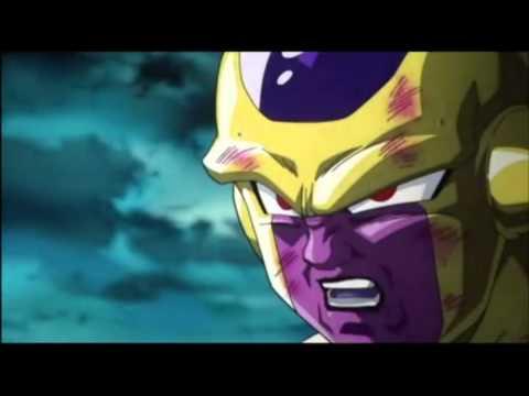 Vegeta SSJ Dios vs Golden Freezer (Latino)  - Version Episodio