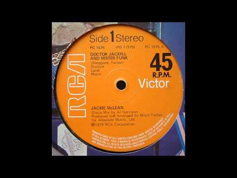 Jackie McLean - Doctor Jackyll and Mister Funk