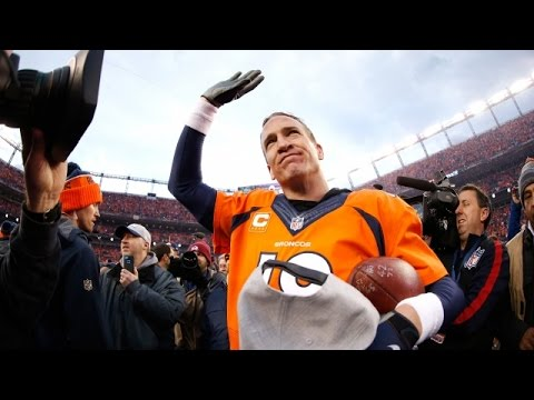 A Look Back On All The NFL Records Set By Peyton Manning - Newsy