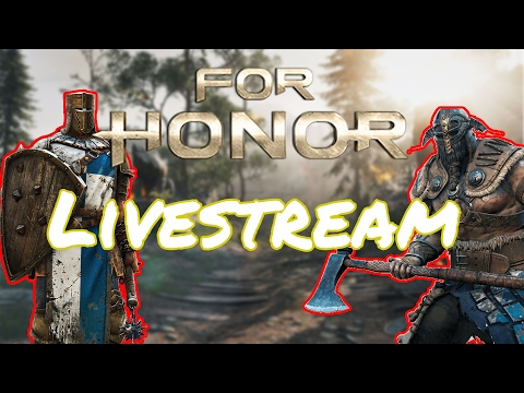 For Honor deutsch gameplay   - Weil ihr es euch so hart gewü