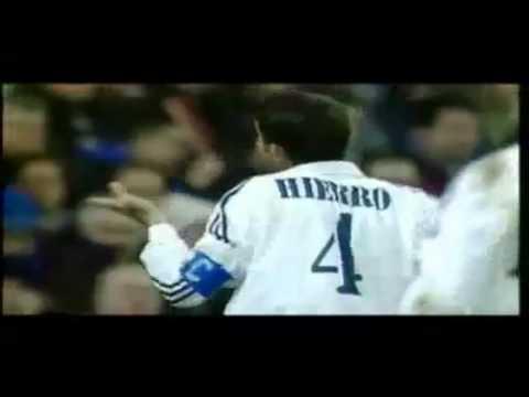 Fernando Hierro, la leyenda