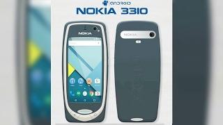 Yeni Nokia 3310 Nasıl Olacak? (Reyiz Küllerinden Doğuyor!) - 2DK