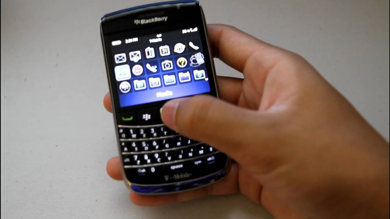 Blackberry Bold 9700 Review T-mobile AT&T