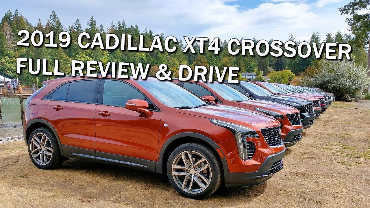Road Trip In The 2019 Cadillac Xt4 Crossover Full Review
