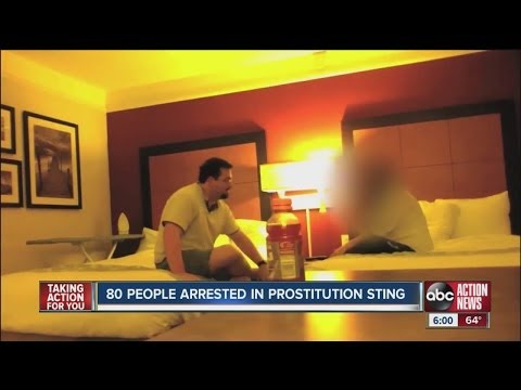 Undercover Prostitution Sting from YouTube · Duration:  2 minutes 25 seconds