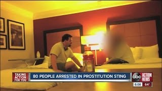 Undercover Prostitution Sting