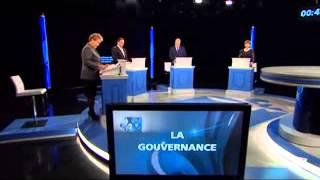 Débat des chefs, Québec 2014