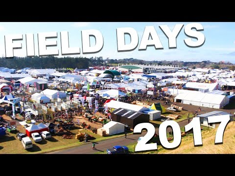 Field Days 2017 New Zealand Edit