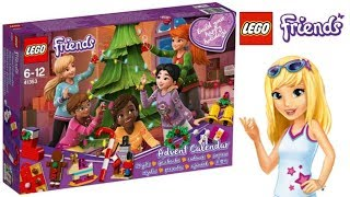 Lego Friends Advent Calendar 2018