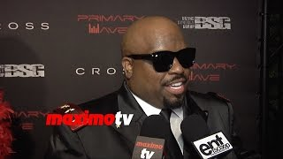cee lo green on 2015 grammys   primary wave 9th annual pre grammy party