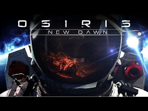 OSIRIS NEW DAWN! DESERTED ON A DESERT PLANET WITH NOWHERE TO GO!!!! :O