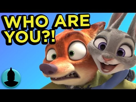 Which Zootopia Character Are YOU? Your Zootopia Fursona! (Tooned Up #244) | ChannelFrederator