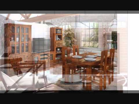 muebles rusticos mexicanos youtube