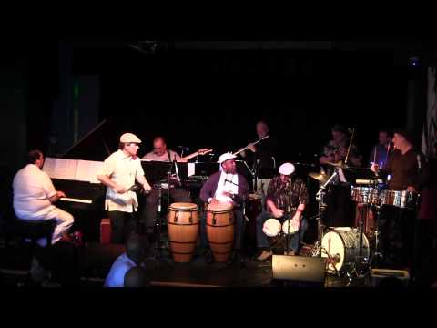Lary Barilleau and The Latin Jazz Collective - Pa'lante (Moving Ahead)