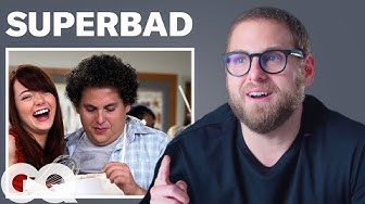 Jonah Hill Breaks Down His Most Iconic Characters   GQ