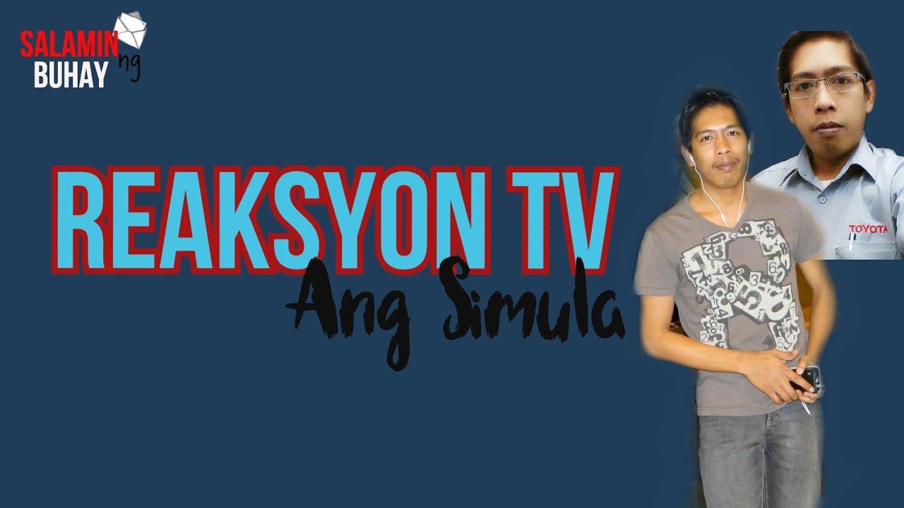 REAKSYON TV TRUE TO LIFE STORY ANG KWENTO SA LIKOD NG BUHAY NI REAKSYON TV