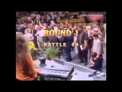 Evangelical Christian Faith Healer versus Street Fighter - Bullshido