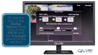 Hoe te installeren op uw Qvis P2P-controle op afstand-verbinding
