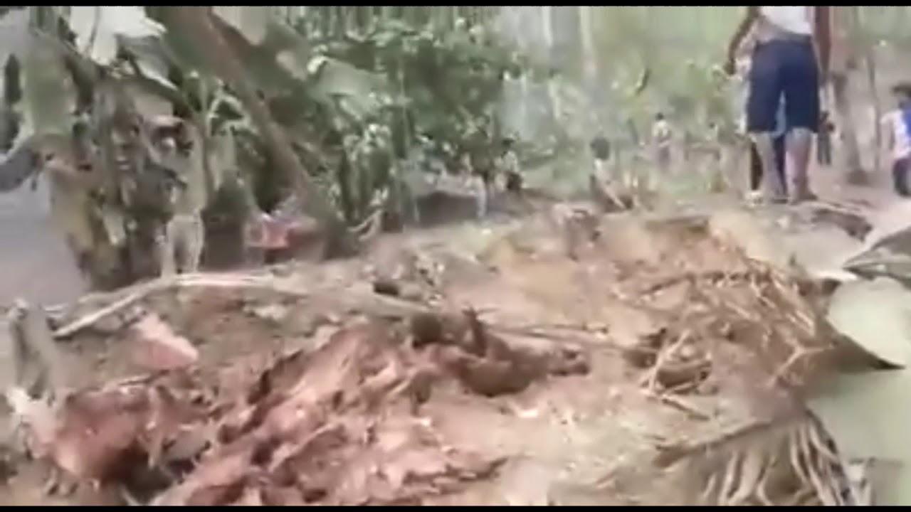 Hujan Batu Di Purwakarta 2019
