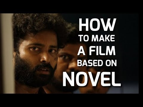 How to Make a Movie Based on Book | Novel to Screenplay Process | Abiman Tube |
