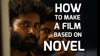 How to Make a Movie Based on Book | Novel to Screenplay Process | Abiman Tube