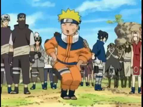 """They call it The Forest of Death"" - Naruto English Dubbed FUNNY MOMENT thumbnail"