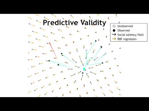 Predicting Primary Gaze Behavior using Social Saliency Fields (ICCV 2013)