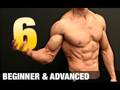 6 minute ab workout the only one you ll need youtube