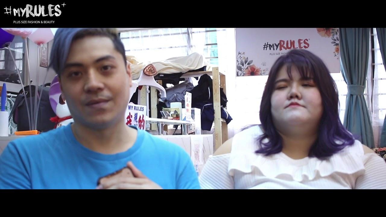 #MyRules [肥妹最忌有自信?] - 人妻大改造 - YouTube