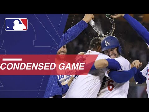 Condensed Game: SF@LAD  81518