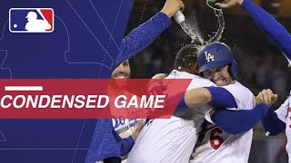 Condensed Game: SF@LAD - 8/15/18