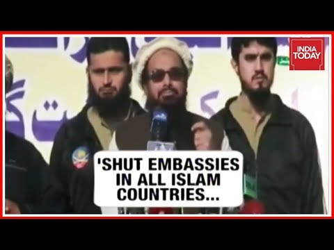 All U.S Embassies In Islamic Countries Should Shut Down : Hafiz Saeed
