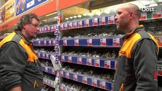 Werknemers op leeftijd krijgen kans bij nieuwe vestiging Hornbach in Zwolle