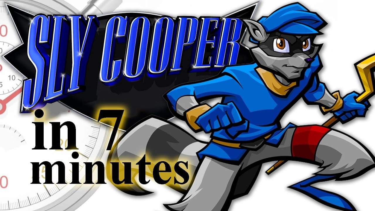 The History of Sly Cooper in Seven Minutes - A Brief History - The History of Sly Cooper in Seven Minutes - A Brief History