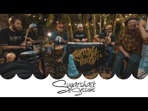 Fortunate Youth - Earthquake (Live Acoustic) | Sugarshack Sessions