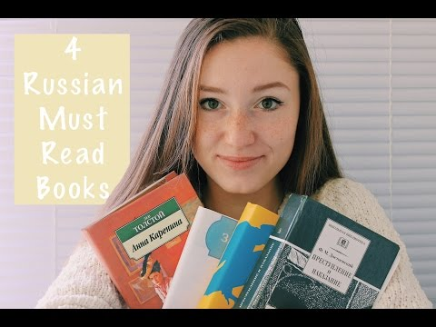 4 Russian Must Read Books