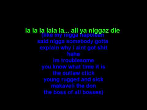 2Pac-Troublesome ´96 [Lyrics][HD]