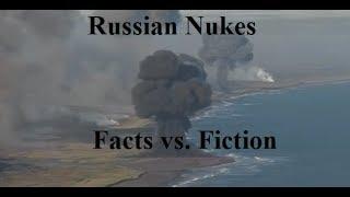Russian Nukes Facts Vs Fiction Yars SS 27 Sarmat SATAN ICBM Avangard Yu 71 Kh 101 Bulava ICBM