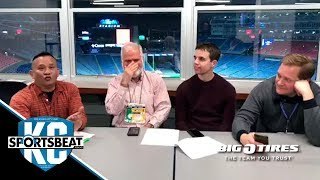 Sportsbeat KC #96: What does victory at New England say about Chiefs' potential?