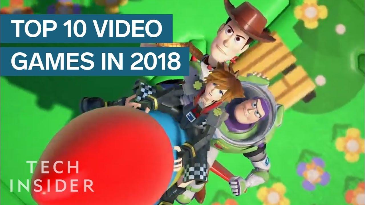 Топ 10 видео игри кои ги очекуваме во 2018